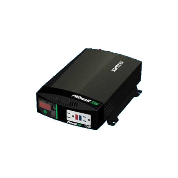 Xantrex Remote Panel w// 25/' Cable for ProWatt SW Inverters 808-9001